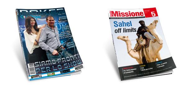 Stampa riviste online riviste preventivi tipografia for Riviste per la casa