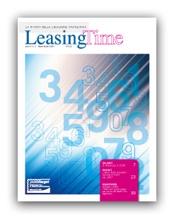 Photo of Leasing Time magazine - www.graffietti.it