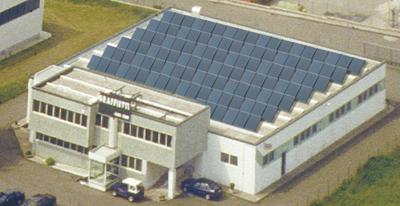Impianto fotovoltaico Tipografia Graffietti Stampati