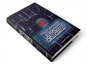 """Copertina del libro """"Le radici del cielo"""""""
