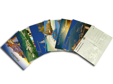 Stampa cartoline tipografia a Montefiascone